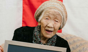 Japón: mujer de 116 años se convirtió en la más longeva del mundo