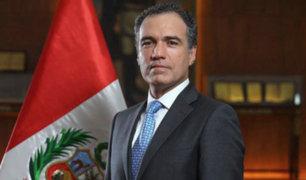 Salvador del Solar será el presidente del Consejo de Ministros
