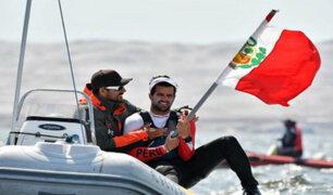 Stefano Peschiera se consagró campeón sudamericano de vela