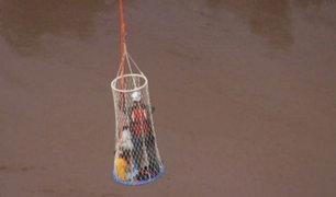 Inundaciones a causa de intensas lluvias dejan 7 muertos en Brasil
