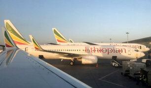 Etiopía: esta fue la causa del accidente del Boeing 737