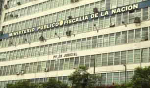 Club de la construcción: Fiscalía pide prisión preventiva para cuatro implicados