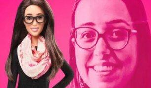 Mattel presenta a Barbie inspirada en emprendedora peruana