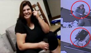 San Miguel: acusan a niñera que robo departamento de integrar organización criminal