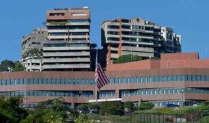 EEUU anuncia la salida de todo su personal diplomático de Venezuela