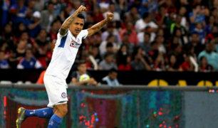 Yoshimar Yotún fue elegido por segunda vez en el once ideal de la Liga MX