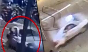 EXCLUSIVO: hijo de 'Coyote Rivera habría muerto por robo bajo modalidad de arrastre