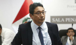Caso Odebrecht: desestiman pedido de prisión preventiva para Humberto Abanto