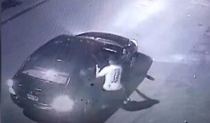 Independencia: joven de 16 años integra banda de raqueteros y roba en auto de su padrastro