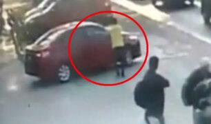 Callao: así fue asesinado a balazos obrero de construcción civil