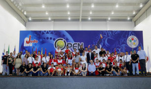 Selección peruana de judo ganó 9 medallas en el Open Panamericano 2019