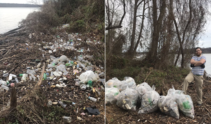 'Trash Challenge': el nuevo reto viral que busca reducir la contaminación ambiental