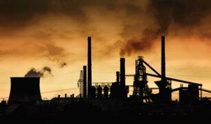 """La contaminación provocará """"millones de muertes prematuras"""" hasta 2050, según la ONU"""