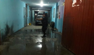 La Libertad: extorsionadores detonan explosivo en vivienda de alcaldes