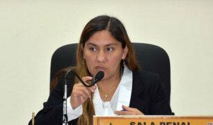 Aceptan inhibición de jueza Elizabeth Arias del caso Cócteles