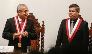 Daniel Salaverry critica que Luis Galarreta asuma caso de ex fiscal de la Nación Pedro Chávarry