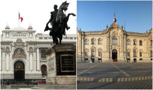 Congreso vs. Ejecutivo: ciudadanos piden cese de peleas entre ambos Poderes del Estado