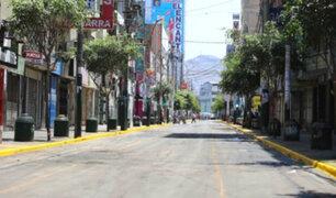 Gamarra: emporio comercial reabre hoy pero solo habrá 5 vías de acceso