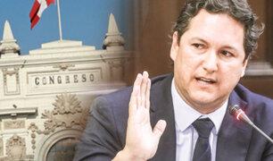 """Daniel Salaverry: """"Me preocupa que Fuerza Popular retome el control del Congreso"""""""