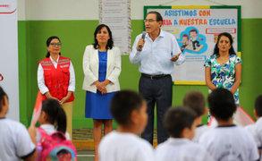 Martín Vizcarra: Presidente y Gabinete Ministerial apuestan por el diálogo