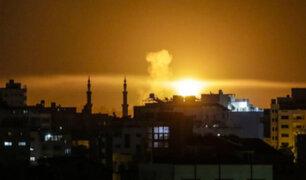 Israel: disparan dos cohetes desde Gaza hacia el área de Tel Aviv