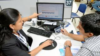 MEF evalúa que deducción de impuestos se convierta en aporte al sistema de pensiones
