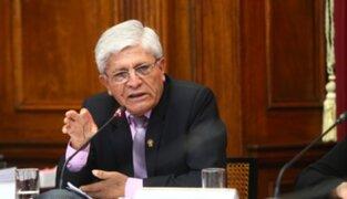 Congresistas responden denuncia de Jorge Castro por cobro irregular de viáticos
