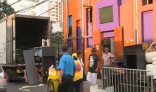 """Miraflores: tras 4 años de litigio desalojan discoteca de salsa """"El Tumbao"""""""