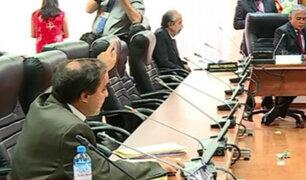 Comisión de Ética revisó denuncia contra Yonhy Lescano en sesión reservada