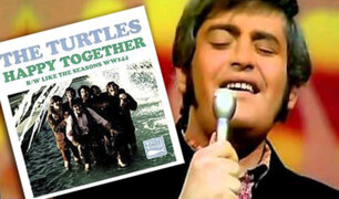 "Canción ""Happy Together"" de la banda The Turtles cumple 52 años"