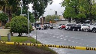 Los Ángeles: evacúan centro comercial por alerta de tiroteo