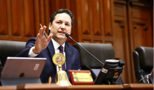 """Salaverry: """"Imagen del Congreso se afecta por congresistas sinvergüenzas"""""""
