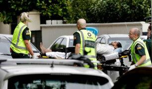 Nueva Zelanda: alrededor de 49 muertos tras ataque terrorista a dos mezquitas