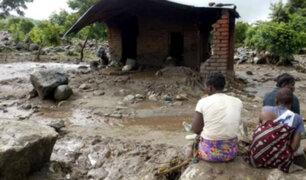 Mozambique: más de 60 fallecidos deja paso de ciclón
