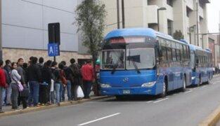 Lima: 'pico y placa' debería ir acompañada de la reforma del transporte para que sea eficaz