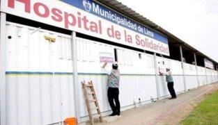 Hospital de la Solidaridad de VMT fue clausurado por presentar serias deficiencias