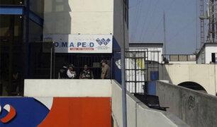 Delincuentes roban más de 50 mil soles de la Municipalidad de Villa El Salvador