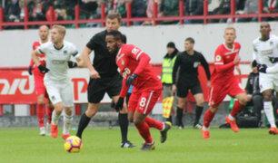 Peruanos en el extranjero: Lokomotiv de Farfán gana 1-0 al Krasnodar en liga rusa