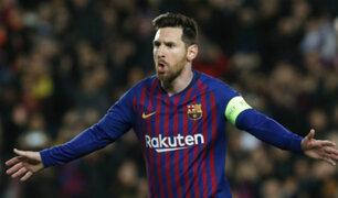 Barcelona vs. Betis: Messi anota triplete en el Villamarín por Liga Santander
