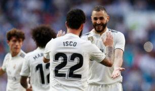 Fútbol internacional: Real Madrid vence 2-0 al Celta, en el regreso de Zidane