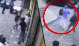 Cusco: pareja es víctima de brutal golpiza al salir de centro nocturno