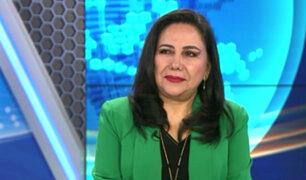 """Gloria Montenegro: """"No deben suprimir la semana de representación"""""""