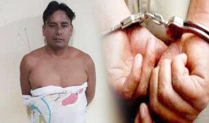 Piura: capturan a hombre acusado de abusar sexualmente de joven con habilidades diferentes