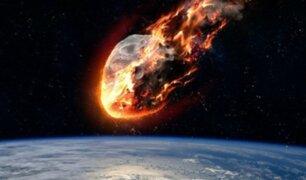 NASA detecta la explosión de un meteorito 10 veces mayor que la bomba de Hiroshima