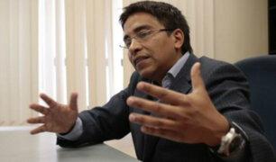 Vieira no acudió a citación de Comisión de Ética y no volverá a ser citado