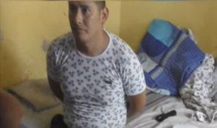 Los Olivos: cae sujeto que captaba extranjeras por internet