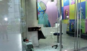 Magdalena: roban conocido instituto de publicidad bajo la modalidad del 'Combazo'