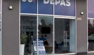 Pueblo Libre: se registra robo a empresa inmobiliaria bajo la modalidad del 'Combazo'