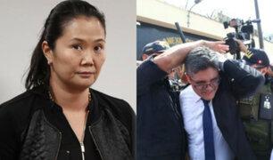 Giuliana Loza: Keiko Fujimori reaccionó con preocupación por agresión a fiscal
