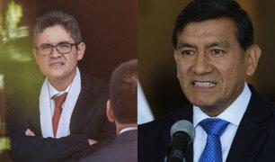 """Morán sobre agresión a fiscal Pérez: """"No podemos tolerar faltas a la autoridad"""""""